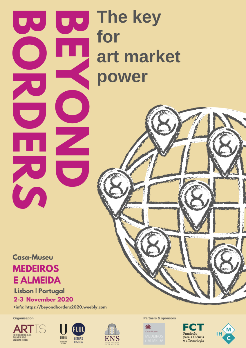 Conferência Beyond Borders - The key for art market power